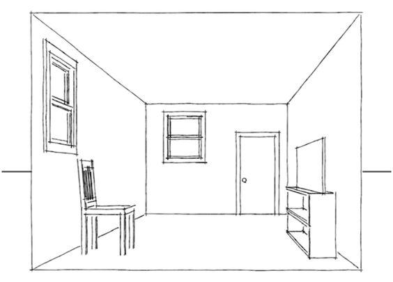 Prof costantini indicatori di profondit for Disegnare una stanza in 3d